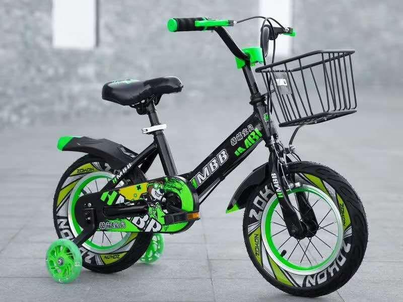 赫萌宝贝儿童自行车厂家封面大图