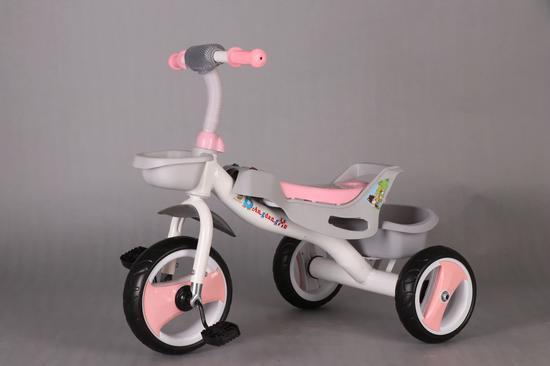 奇盛儿童玩具厂,三轮车二维码