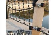 邢台市信之盛休闲用品有限公司四轮双翘滑板