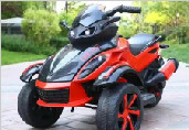 驰骋通电动三轮摩托车