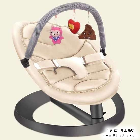 最新款婴儿摇摇椅上市,哄娃神器,工厂店封面大图