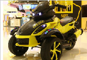 河北驰骋通电动摩托车