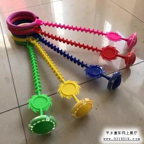 汉宽玩具 闪光跳 泡泡水二维码